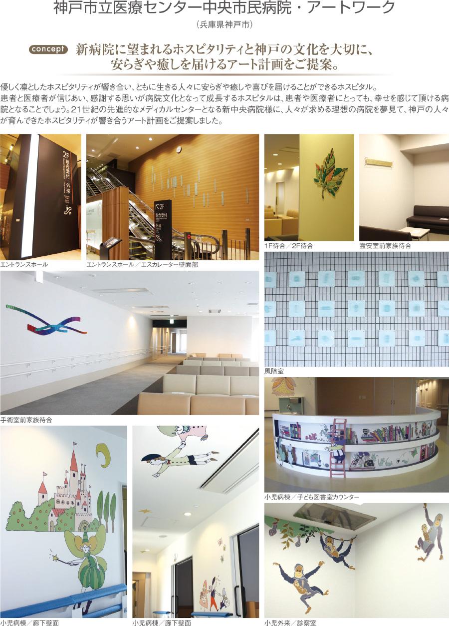 中央 病院 神戸 市民